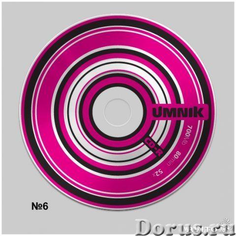 Продам диски cd-r, dvd-/+r, bdr - Прочая техника - Компания «UMNIK» предлагает: - Чистые носители ин..., фото 2