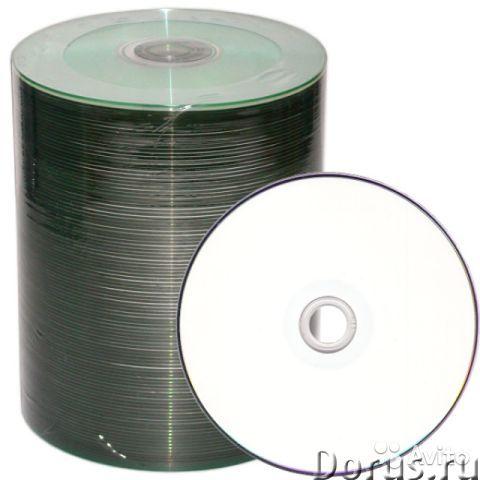 Продам диски cd-r, dvd-/+r, bdr - Прочая техника - Компания «UMNIK» предлагает: - Чистые носители ин..., фото 5